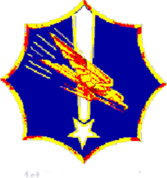 I Fighter Command - Emblem of the I Fighter Command