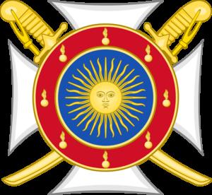 San Martín National Institute - Image: Emblema del Instituto Nacional Sanmartiniano