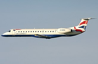 BA Connect - Embraer ERJ-145
