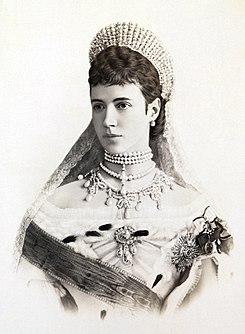 Resultado de imagen de María Fiódorovna Románova,