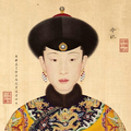 Empress Xiao Yi Chun (孝仪纯皇后) at the time being the Imperial Consort Ling (令妃).PNG