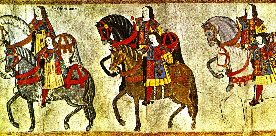 English Officers of Arms 1511