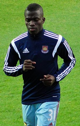 Image illustrative de l'article Enner Valencia