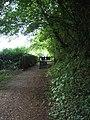Entrance to Bradley Manor - geograph.org.uk - 2072646.jpg