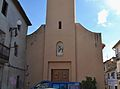 Església de sant Vicent Ferrer de l'Atzúvia, façana.JPG