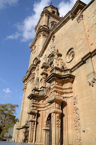 Vilalba dels Arcs - St. Laurence's parish church