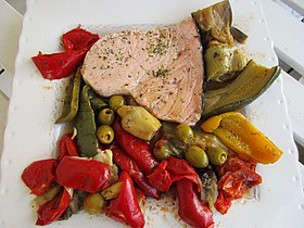Cuisine provençale — Wikipédia