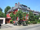 Listed house on Schnutenhausstrasse