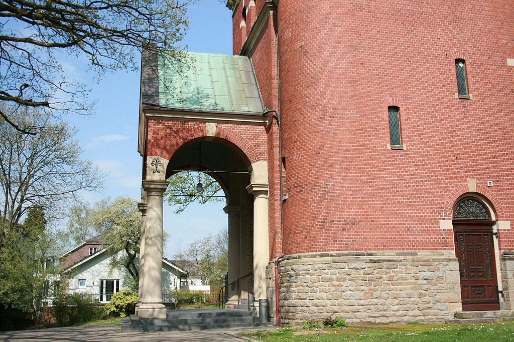 Essen Werden - Heckstraße - Evangelische Kirche Werden 09 ies