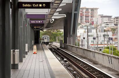 Cómo llegar a Sagrado Corazon en transporte público - Sobre el lugar