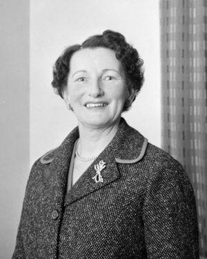 Ethel McMillan - McMillan in 1959