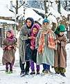 Ethnic Kashmiri girls in traditional pheran.jpg