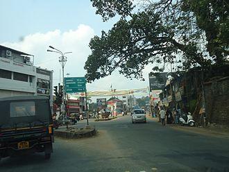 Ettumanoor - Ettumanoor main junction