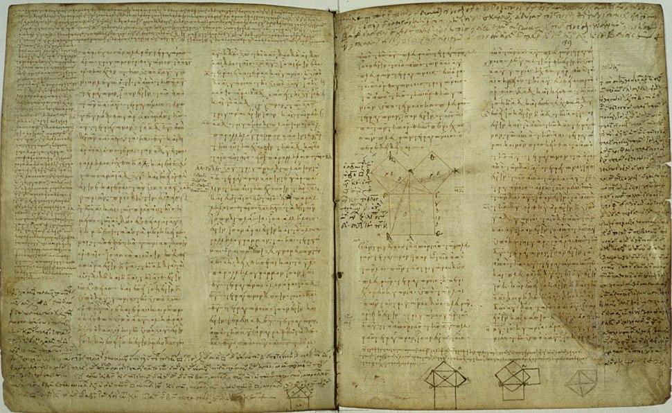 Euclid Vat ms no 190 I prop 47