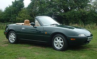 Mazda MX-5 (NA) Motor vehicle