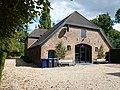 Ewijk (Beuningen, Gld) boerderij Vordingstraat 23a-25 achterhuis.JPG