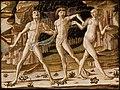 Expulsion from paradise 1470. Бостон МИИ.jpg