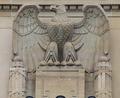 Exterior eagle detail, Joseph P. Kinnerary U.S. Courthouse, Columbus, Ohio LCCN2010719607.tif