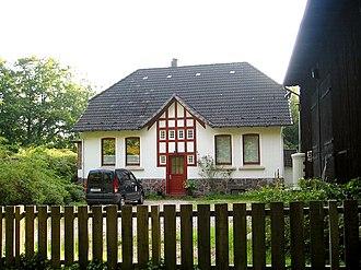 Forester's lodge - Image: Försterei Glücksburg