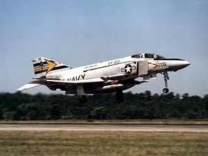 VFA-103 - VF-103 F-4J Phantom II in 1978