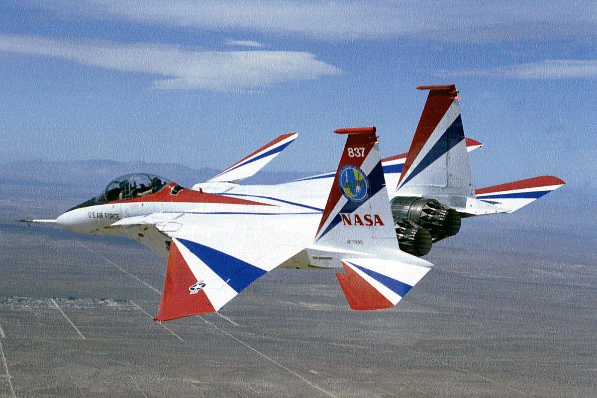 McDonnell Douglas F-15 STOL/MTD - Wikipedia