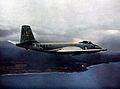 F2H-3 Banshee of VF-92 in flight c1959.jpg