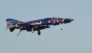 7th Air Wing (JASDF) - Image: F4EJ SPECIAL PAINTING01