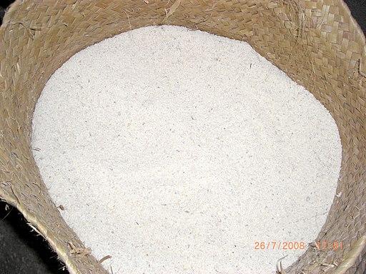 Harina de yuca - farinha de mandioca
