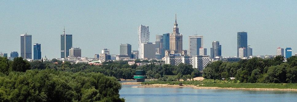 FB Warszawa panorama