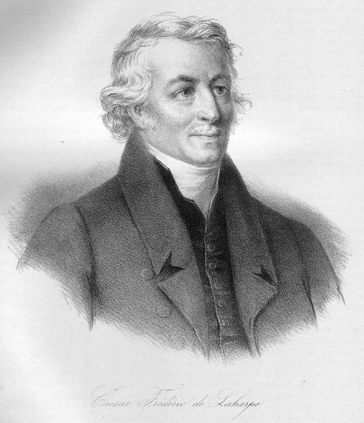 Frédéric César De La Harpe Wikipédia