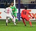 FC Salzburg vs.Real Sociedad San Sebastian (22. Februar 2018, EL Sechzehntelfinale) 16.jpg