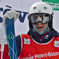 FIS Moguls World Cup 2015 Finals - Megève - 20150315 - Thomas Rowley 4.jpg