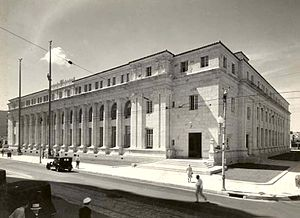 David W. Dyer Federal Building and United States Courthouse - Courthouse in 1933