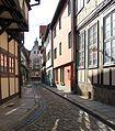 Fachwerkhäuser in Qudlinburg. IMG 2164WI.jpg