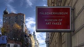 Museum of Art Fakes