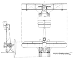 Fairey III 3-view L'Aéronautique May,1926.png