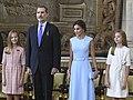Familia real española 2019 (cropped).jpg