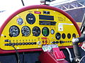 Fantasy Air Allegro 2000 C-IDRQ 14 Instrument panel.JPG