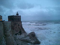 Lighthouse of Melilla