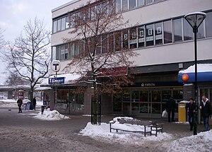 Farsta metro station