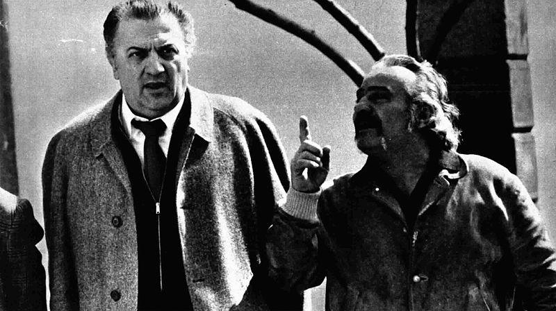 essays in criticism federico fellini Films of writer and director federico fellini trained as an architect, flaiano  started a career in journalism, contributing critical essays to the magazines oggi, .