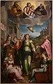 Felice brusasorzi, madonna col bambino tra i ss. antonio un vescovo e le sante martiri, 1579, 01.jpg