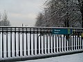 Fence by Glasgow Green - geograph.org.uk - 1158259.jpg