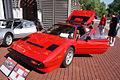 Ferrari 308 1984 GTS Quattrovalvole LSideFront CECF 9April2011 (14597627311).jpg