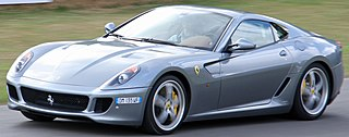 Grand Tourer produced by Ferrari from 2006–2012 as a successor to the 575M
