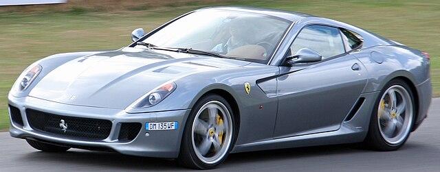 Ferrari 599 Wikiwand