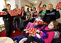 Festive Photo - Donating gifts to youngsters (8294480186).jpg