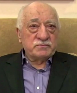 Fethullah Gülen Turkish preacher, former imam, writer, and political figure