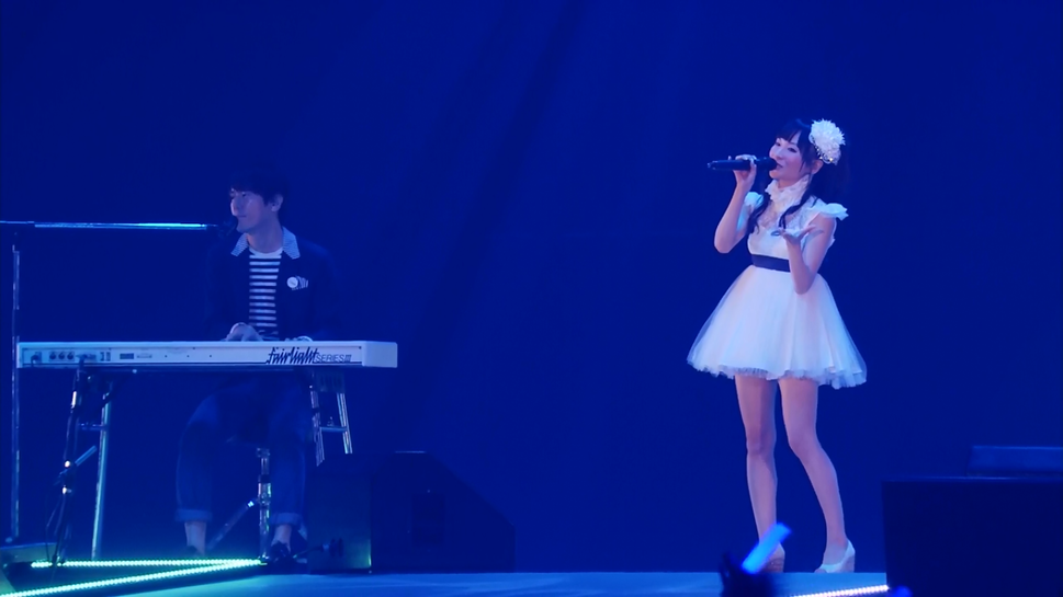 Fhana with fairlight series iii at 2014 animelo