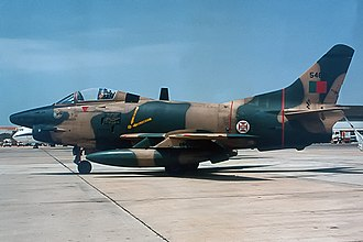 LTV A-7P Corsair II - Portuguese Air Force Fiat G.91, which was also to be replaced by a new fighter